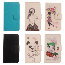AIYINGE Fashion Phone Flip Case Wallet Style PU Leather Protection Cover For Jiayu G3 G3S(China)
