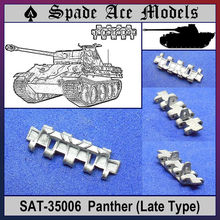 Spade Ace 1/35 35006 Metal Track Panther Late Type