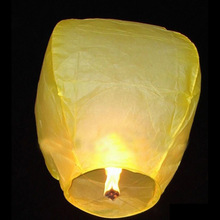 paper lanterns FIRE SKY CHINESE LANTERNS BIRTHDAY WEDDING PARTY mix color 10pcs
