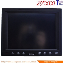 OEM ODM 8 inch 1024*768 smart house resistive touch screen monitor Home Security System Smart monitor(China)