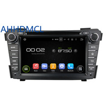 Car Audio Radio CD DVD Android 5.1.1 GPS BT AUX IN DVR WiFi For Hyundai i40 2011 2012 2013 2014(China)