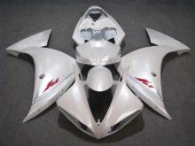 Motorcycle Fairing kit for YAMAHA YZFR1 09 10 11 YZF R1 2009 2010 2011 YZF1000 ABS Fashion white Fairings set+7gifts YW11