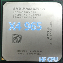 Buy AMD Phenom II 965 Processor 3.4GHz/6MB L3 Cache Socket AM3 Quad-Core scattered cpu for $40.38 in AliExpress store