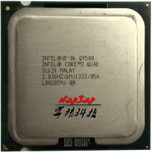 Intel Core 2 Quad Q9500 2,8 ГГц Quad-Core Процессор 6 м 95 Вт LGA 775(China)