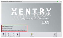 2014.12 C4  Xentry Das Latest version support offline SCN Coding for Mercedes Benz with DAS sata HDD CF-19  DHL freeshipping