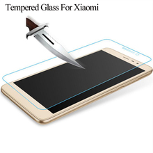 0.26mm 9H Premium Tempered Glass For Xiaomi Redmi 4A 3 3S 3X 2 For Xiaomi Mi2S Mi1S Mi4C Mi4i Mi5 Screen Protector Guard Film