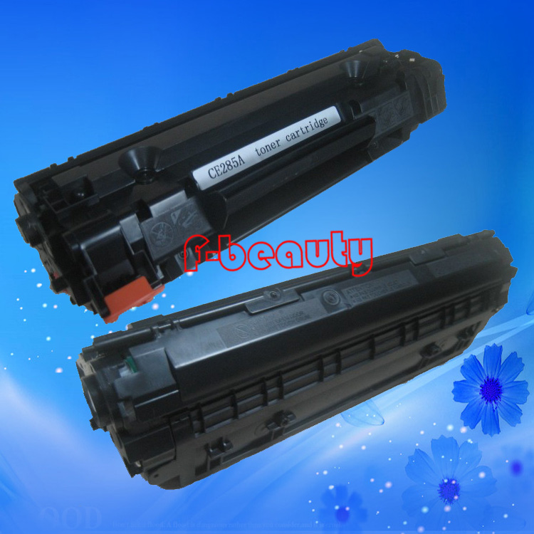 High Quality 285A Toner Cartridge Compatible For HP CE285A 85A 285 P1102W P1102  M1132  M1212NF M1212 1213 M1217 Cartridge<br><br>Aliexpress