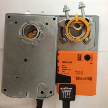 Free Shipping NMU24 NMU24-S NMU24-SR Electric actuator damper actuators fire smoke actuator