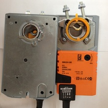 Free Shipping NMU24 NMU24-S NMU24-SR Electric actuator damper actuators fire smoke actuator(China)