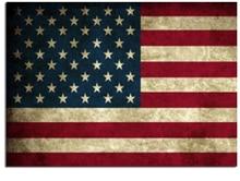 Баннер 3D сделай сам алмаз роспись стены Стикеры Diamond Стразы мозаика вышивки крестом Рукоделие алмаз вышивка американский флаги(China)