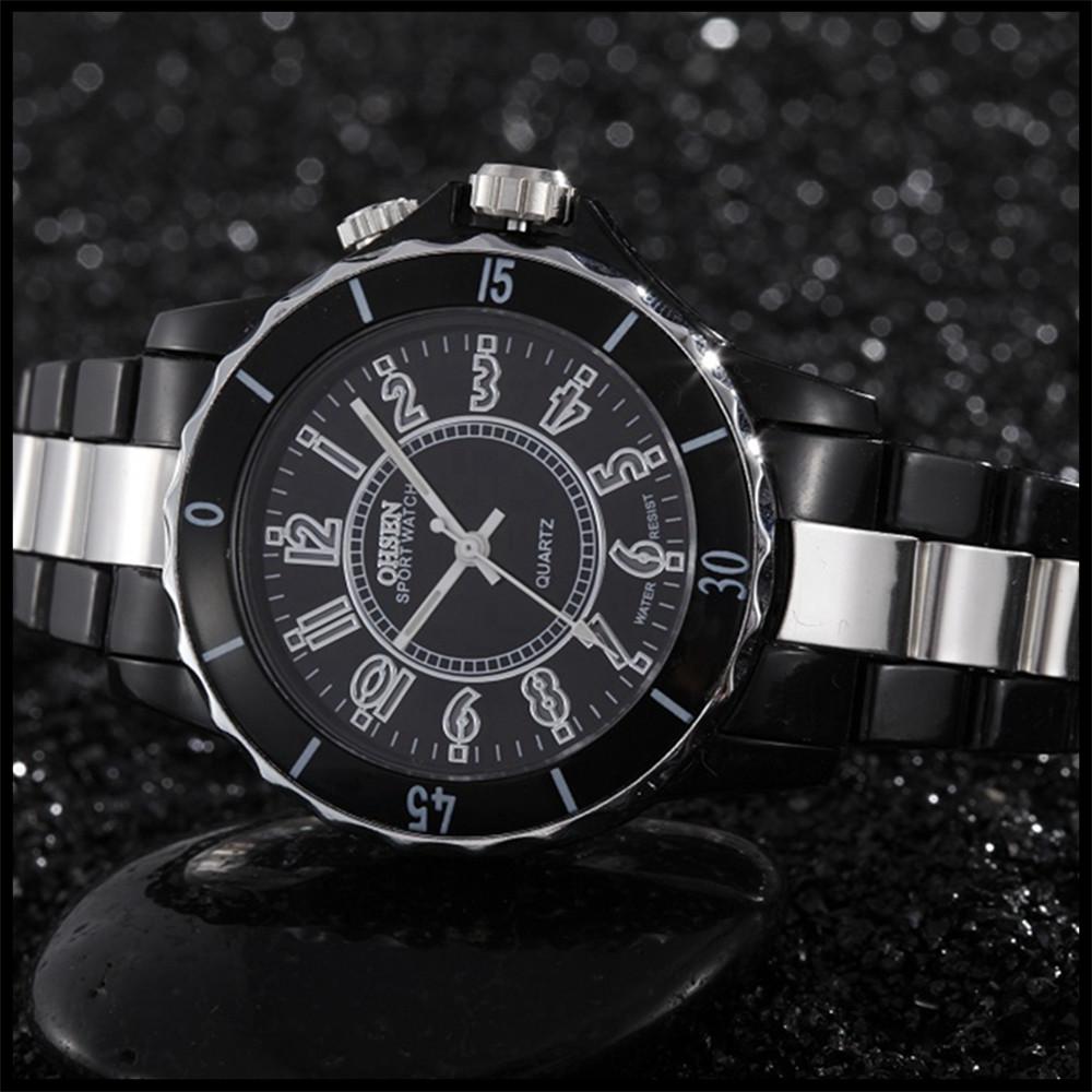 OHSEN Sports Watches FG0736 Black (5)