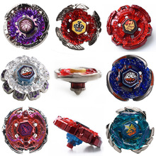 2017 New 8 Style Constellation Beyblade Metal Fusion 4D Launcher Classic Toys For Children Set Spinning Top Fighting Gyro Gift(China)