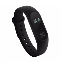 IN STOCK! New 100% Original Xiaomi Mi Band 2 Smart Heart Rate Fitness Wristband Bracelet OLED Display 20 Days