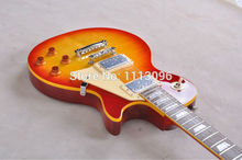 free shipping new guitarra+lp slash standard guitar+maple flame top+oem electric guitar/guitarra/guitar in china