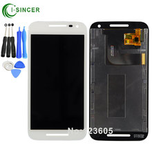 Black,White LCD For Motorola MOTO G3 3rd Gen G3 LCD Display Touch Screen Digitizer Assembly +Tools Free shipping