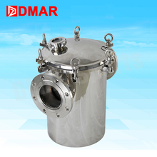 DMAR Swimming Pool Hair Collector Filter Debris Filter Tool Skimmer Stainless Steel Pool Cleaning Equipment Accessorues 2017 New(China)