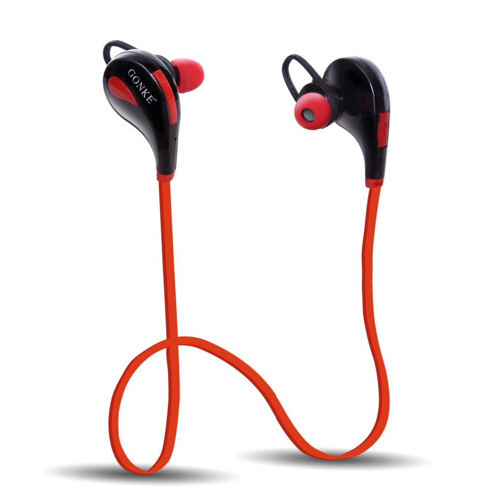 Bluetooth earphone wireless sports earphones strong bass waterproof earpieces earbuds with microphone earphone for phone<br><br>Aliexpress