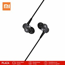 Mi Xiaomi Piston Basic Version  Headphones 3.5mm Colorful Headset  With Mic Headset