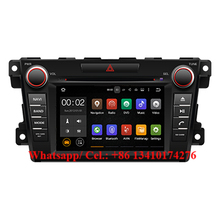 touch screen 2din car dvd gps android 5.1 quad core Car GPS DVD Player Video Multimedia for Mazda CX-7 2007+ car stereo dvd gps