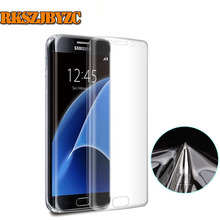3D Curved Full Cover Soft TPU Film Screen Protector For Samsung Galaxy Note 8 S8 plus S7 Edge S6 Edge Plus (Not Tempered Glass)