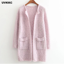 Buy Women Knitted Cardigan Female 2017 Spring Autumn Sweaters Long Sleeve Crochet Cardigan Women Sweater Women Knitted Jacket Tops for $13.19 in AliExpress store