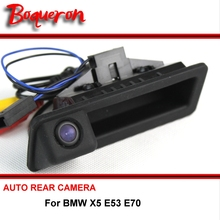 For BMW X5 E53 E70 Rear view Camera Back up Reverse Camera Car Parking Camera For SONY CCD Night Vision Vehicle Camera(China)