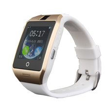 Bluetooth Smart Watch Apro Q18s Support NFC SIM GSM Video camera Support Android/IOS Mobile phone pk GT08 GV18 U8