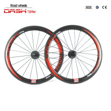 Buy Super Light 700C 50mm 60mm Clincher Road Bike Carbon Wheels 23mm Width Powerway R13 R36 Hubs Bicycle Wheelset EMS Free for $395.00 in AliExpress store
