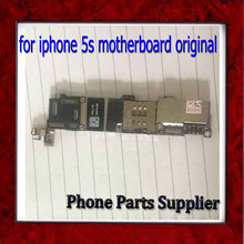 100% Original Unlocked 16gb for iphone 5s Motherboard without Touch ID Function,Good Working & Free Shipping