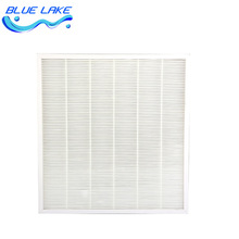 Original OEM,For F-P04MCZ/F-PDC30C/F-Y104WZ,Dust collecting filter /F-Y104WZ HEPA,size 322*344*21mm,air purifier parts