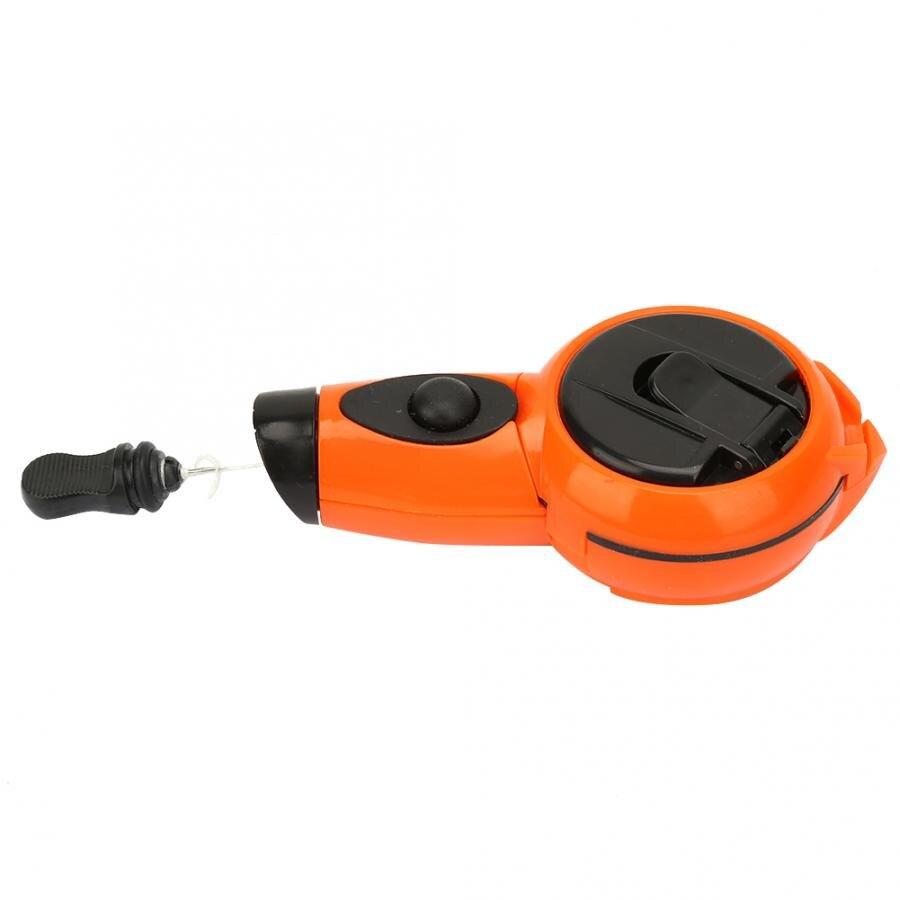 Carpenter/'s Mini Ink Marker Fountain Auto Callback String Level Instrument Tool