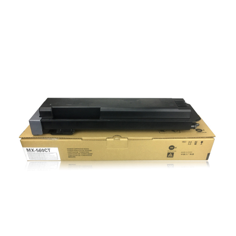 Compatible MX-560CT Toner Cartridge for Sharp MX-M3608N/3658/4608/4658/5608/5658