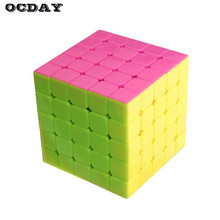 Buy OCDAY Magic Square 5*5*5 Magic Speed Cube Educational Fidget Cubo Magic Toys Gift Kids Children Adults Puzzle Toys for $8.63 in AliExpress store