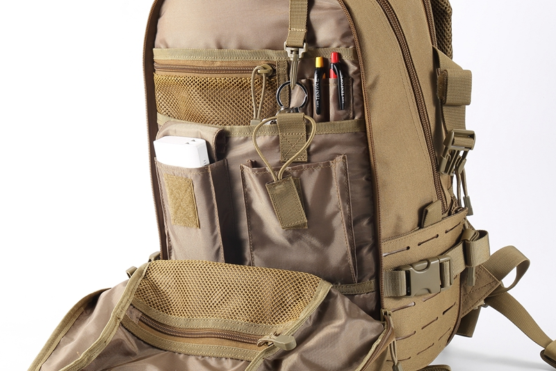 Military Army Tactical Backpack Sport Travel Rucksacks (13)
