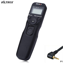Viltrox MC P1 Digital Time Shutter Release Remote Controller Support Manual Shutter Release for Panasonic Cameras