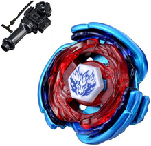 Best Birthday Gift Sale Beyblade box set Pegasis (Cosmic Pegasus) BLUE WING Version Toys Launchers toupies magnetic levitation j