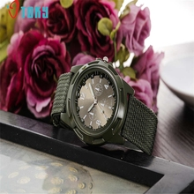 OTOKY Fabric Band Watch Hot Unique Fashion Gemius Army Racing Force Military Sport Men Officer Drop ship F20