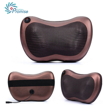 Shiatsu Deep Kneading Infrared Massage Pillow with Heat Car Office Chair Home Massager Neck Shoulder Back Waist Massager Pillow
