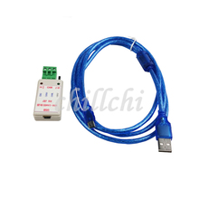 USB to CAN adapter CAN bus serial port 232 CAN support XP/WIN7/WIN8 computer COM port(China)