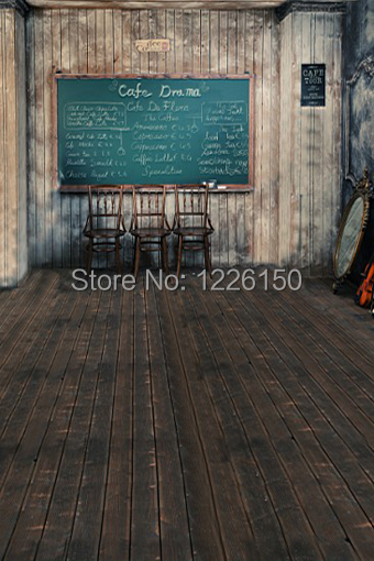 Interior floor background 1763,Nostalgic retro backdrop,wedding background backdrop,5x10ft vinyl backdrop photography background<br>