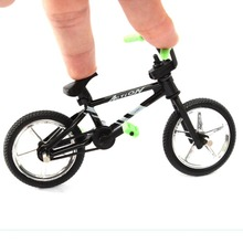11.2 * 7cm Excellent Fuctional Finger Mountain Bike BMX Fixie Bicycle Boy Toy Creative Game Toy Gift New Wholesale
