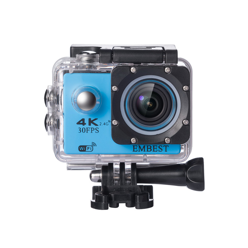 4K Action Camera Original F60 / F60R Remote WiFi 2.0 LCD 170D Len Helmet Cam Underwater go Waterproof pro Camcorder 1080P@60fps 16