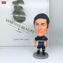 Soccerwe dolls figurine football stars J.zanetti Movable joints resin model toy action figure dolls collectible gift