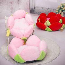 Winter Warm Soft Pet Dog Cat Bed Cute Rose Flower Shape Pet House for Puppy Cat Kitten Bed Cushion Cotton Sleeping Basket(China)