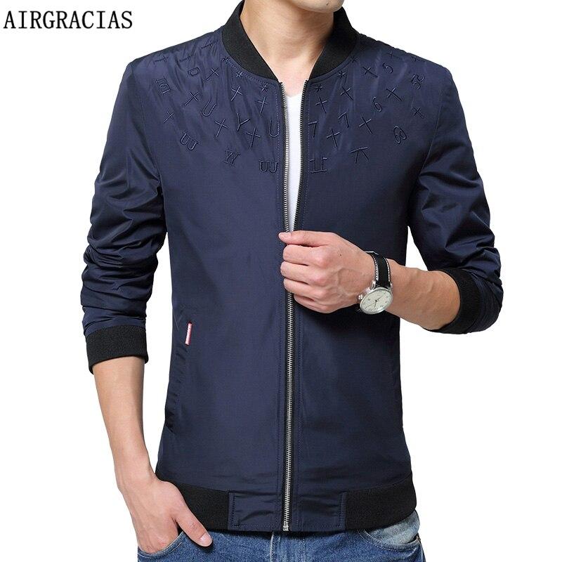 AIRGRACIAS Hot Sale 2017 New Fashion Brand Jacket ...