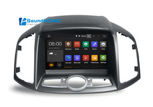 Pure Android 5.1.1 System HD Screen For Chevrolet Captiva 2011+ Car DVD GPS System Car Stereo System Media Multimedia