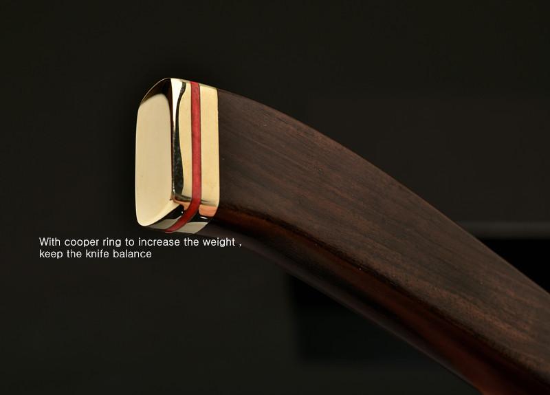 Santoku knife 7