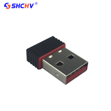 Hot Sale 2.4Ghz Wireless Wifi Dongle 150Mbps USB 2.0 Network NANO Card Adapter for Raspberry Pi 3 2 PC for Orange Pi(China)