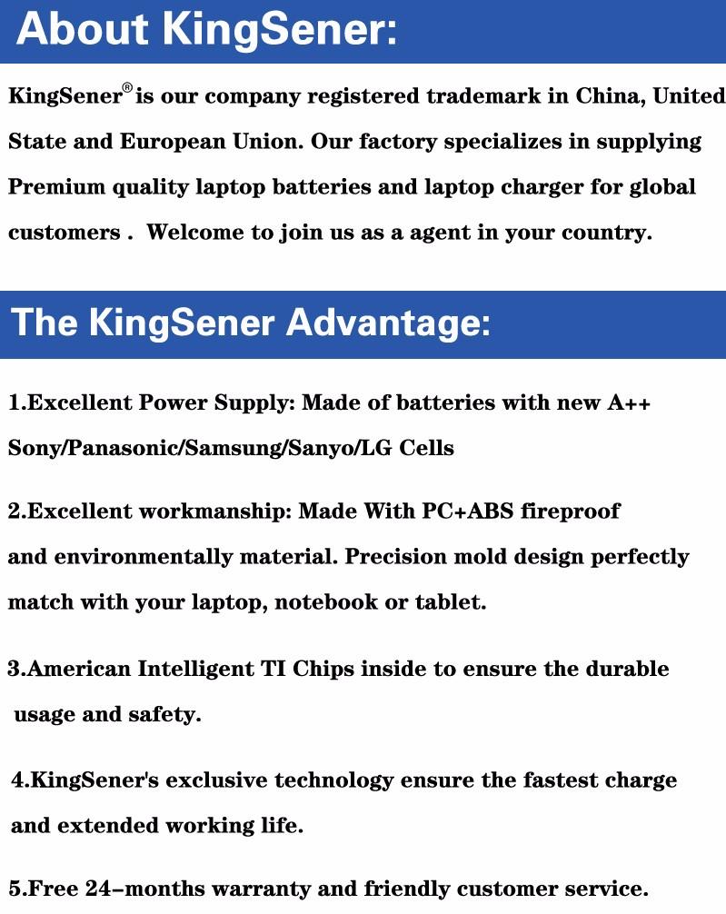 About KingSener