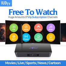 Buy Dalletektv IPTV Android Arab IPTV BOX X92 Free 1700 Europe Arabic IPTV Channels S912 2GB 16GB TV Box WIFI H265 Media Player for $88.54 in AliExpress store